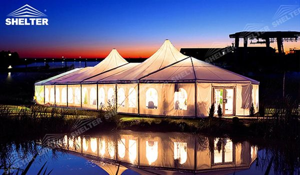Outdoor Wedding Tent: Wise Choice for Ceremony Venue