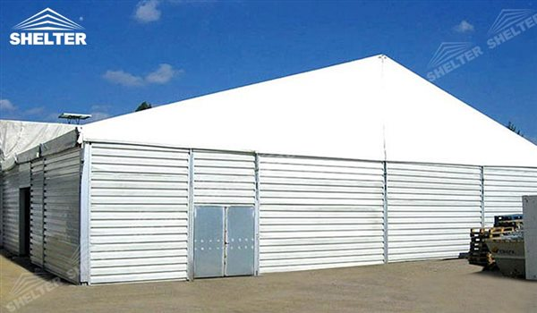 Industrial Warehouse Structures: More Space For Storage