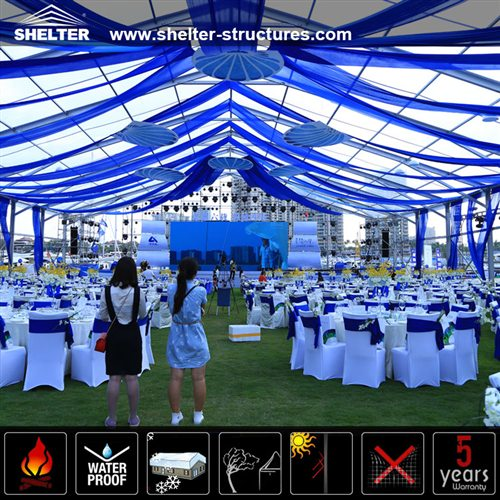 Catering Tent Holding Large Population for Sale & Catering Tent for Sale | Reception Tent | Shelter Structures