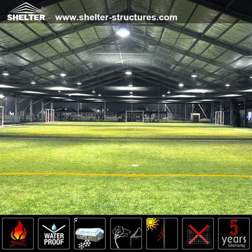 Sports Shelter Tent for Football Court Cover & Sports Shelter Tent | Sport Tent | Football Court Cover