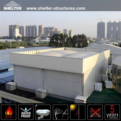20x20m Thermo Tents with Sandwich Panel & Thermo Tents | Event Marquee | Cub Tent | Shelter Structures