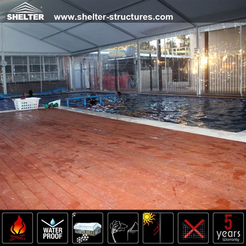 sport canopy tent for swimming