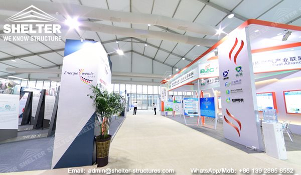 SHELTER Large Exhibition Hall for Zhenjiang International Low Carbon Expo. -11