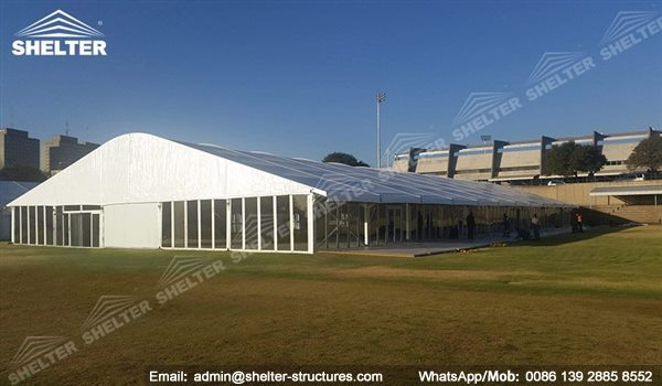SHELTER arch tent - arcum tents - large event marquee - wedding marquees for sale - 23